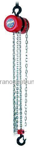 Řetězový kladkostroj Z100 / 0,5t / 3m